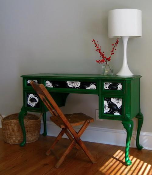 Красим мебель из дсп своими руками