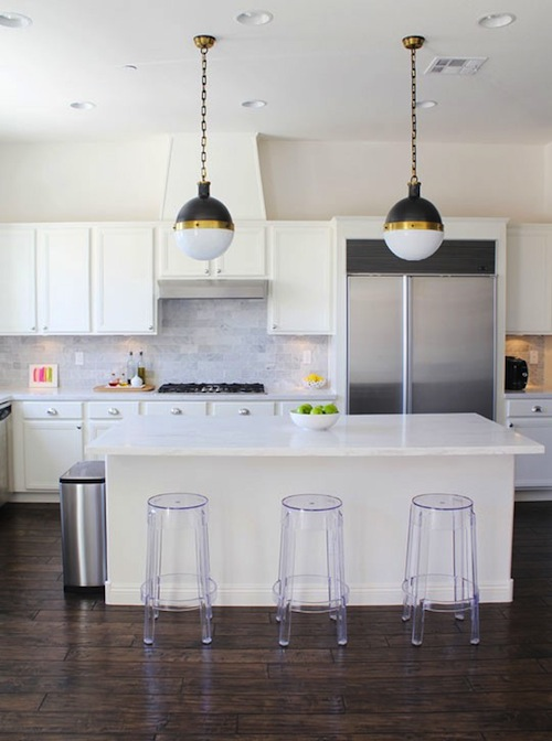 How To Spice Up A White Kitchen Lori May Interiors