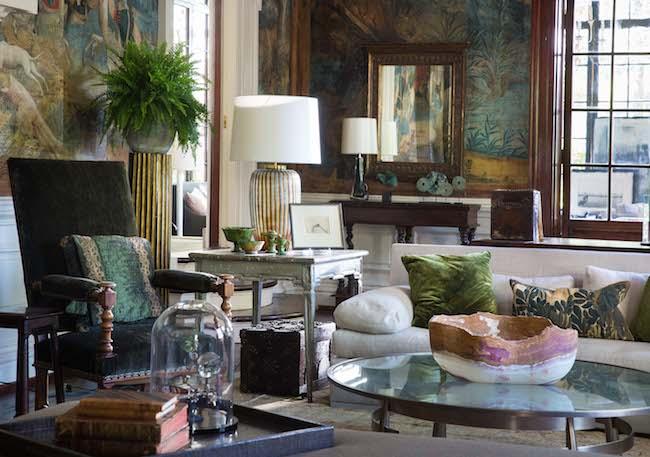Grand Salon - Barbara Westbrook - Westbrook Interiors 1