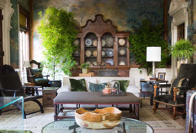 Grand Salon - Barbara Westbrook - Westbrook Interiors 2